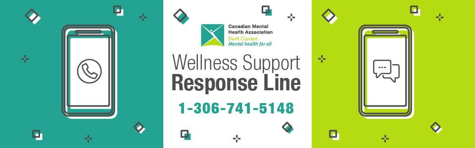 CMHA Wellness Support Response Line